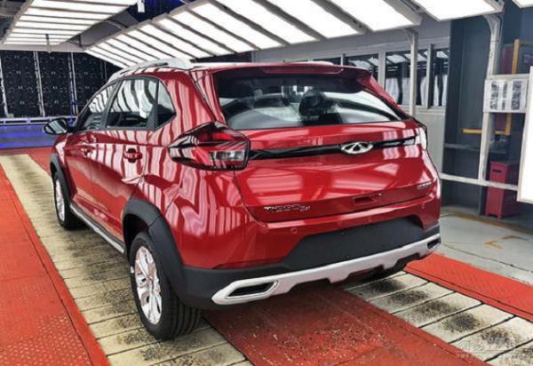 2 1599205504549542273016 Ôtô Trung Quốc giá chỉ nhỉnh hơn SH một tí
